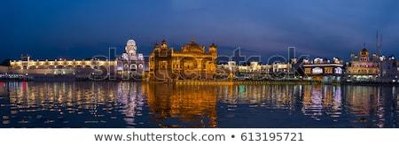 Dourado templo sikh Foto stock © dmitry_rukhlenko