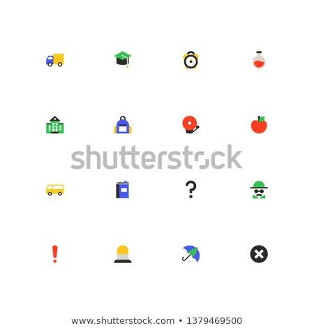 教育 保護 カラフル 素材 デザイン ストックフォト © Decorwithme