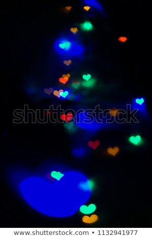 awesome defocused bokeh lights background Stock photo © SArts