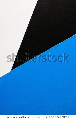 Palet kleur grafisch ontwerp monochroom kantoor Stockfoto © yupiramos
