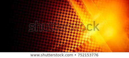 racing · horizontal · Hintergrund · Sport · Straße · Zeichen - stock foto © m_pavlov