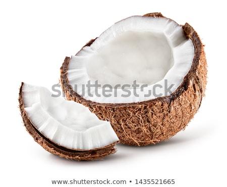 Coco nut Stock photo © pixelman