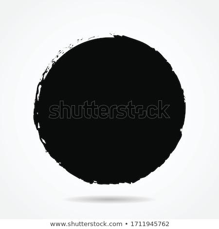 サークル テクスチャ 抽象的な ベクトル 芸術 ストックフォト © robertosch
