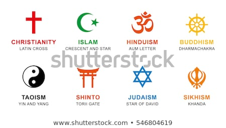 Religious symbolism Stock photo © RAStudio