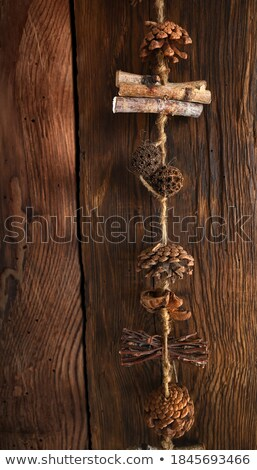 Beam cinnamon roped Stock photo © vlad_star