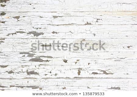 verde · vernice · legno · superficie · verniciato · segni - foto d'archivio © zerbor