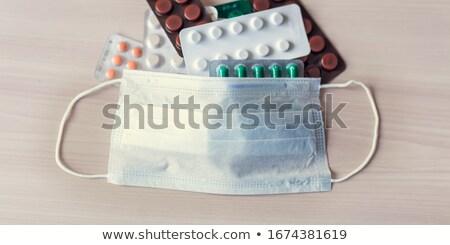 medicina · pílulas · dólar · alto · custo · projeto · de · lei - foto stock © devon
