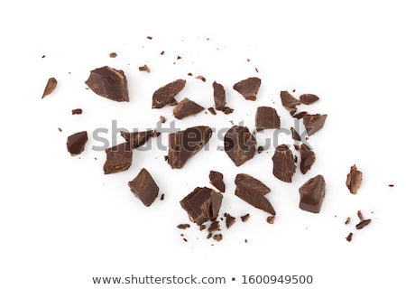 chocolate pieces Stock photo © Discovod