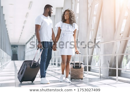Air travel concept Stock photo © moses