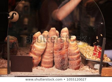 Сток-фото: традиционный · торт · Sweet · Чешская · республика · Словакия