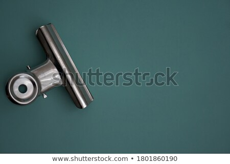 Metal clamp Stock photo © cherezoff