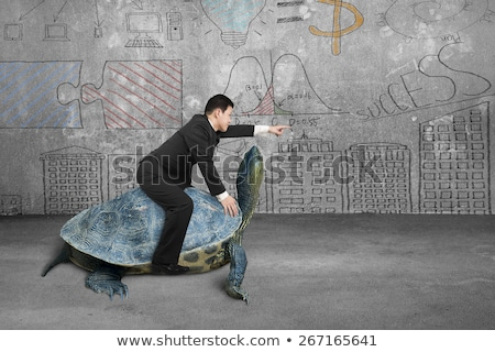 Slow Business Stock photo © Lightsource