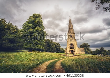 église abbaye royal nord yorkshire Photo stock © franky242