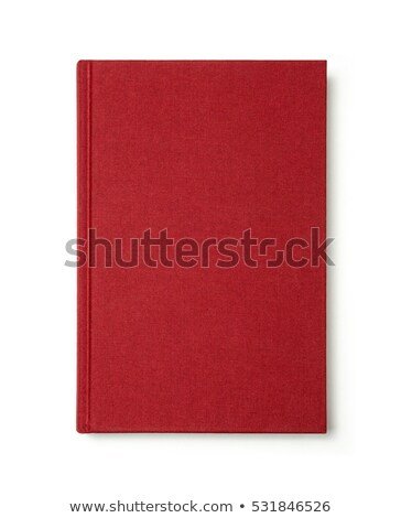red textile book cover  Stock photo © PixelsAway