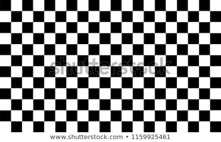 branco · praça · mosaico · abstrato · geométrico · projeto - foto stock © jarin13