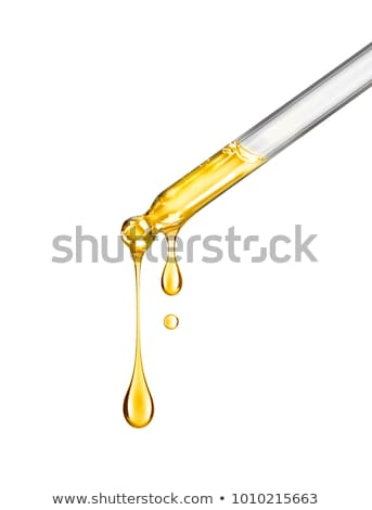 dropper with a drop  Stock photo © OleksandrO