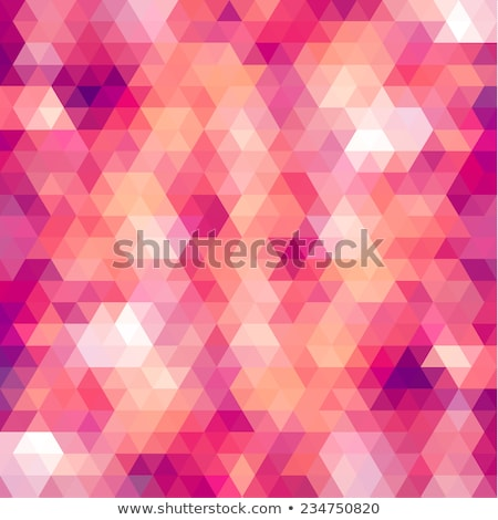 abstract pink triangles background stock photo © enterlinedesign