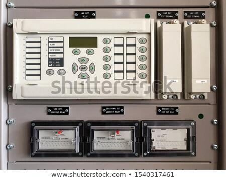 el · út · differenciál · irányítás · funkció · irányítópanel - stock fotó © vipervxw