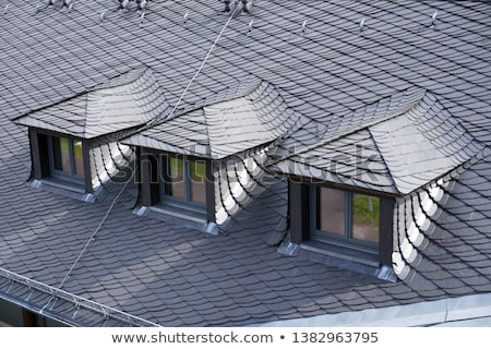 Dormer Roof  Stock photo © 2tun