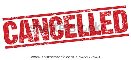 Cancelled stamp Stock photo © fuzzbones0