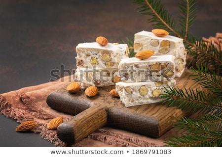 Italiano sobremesa mel páscoa Foto stock © Koufax73