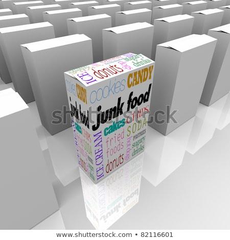 Photo stock: Nutrition · mot · alimentaire · nutriments · régime · alimentaire