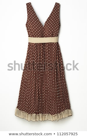 bastante · rubio · mujer · posando · semental · marrón - foto stock © elnur