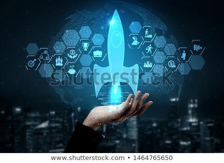 business team funding stock photo © lightsource