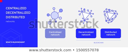 Central Networking Stock photo © Lightsource