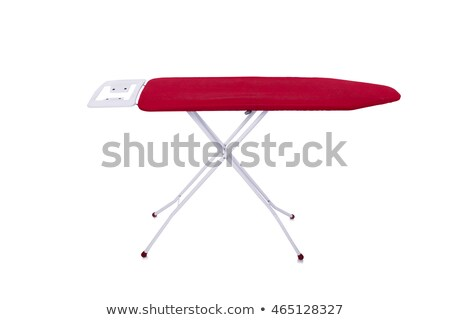kırmızı · tahta · yalıtılmış · beyaz · su - stok fotoğraf © elnur