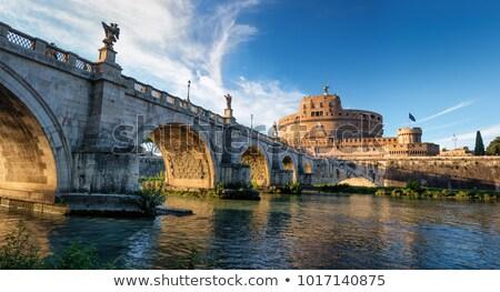 View on Tiber Stock photo © Givaga