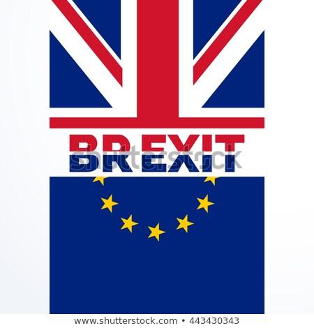 great britian exit vote decision in brexit referendum stock photo © sarts