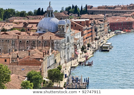 San Giorgio in the Giudecca, Venice, Italy Stock photo © m_pavlov
