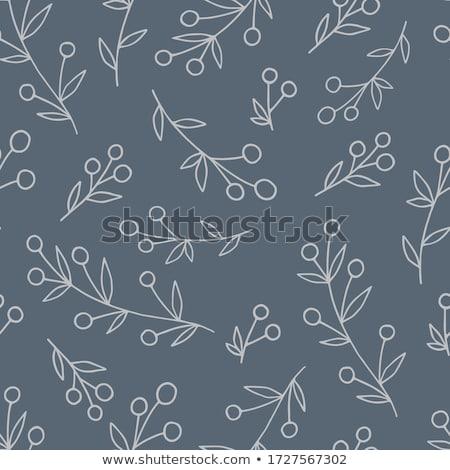 Vintage вектора стиль текстуры природы Сток-фото © ConceptCafe