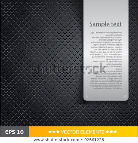 Violeta metal tecnología resumen pulido textura Foto stock © molaruso
