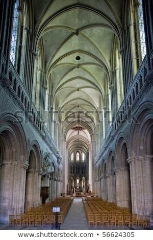 basílica · velho · Montreal · gótico · renascimento - foto stock © phbcz