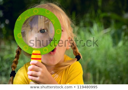 öğrenmek · biyoloji · okul · mutlu · çocuklar · grup - stok fotoğraf © tashatuvango