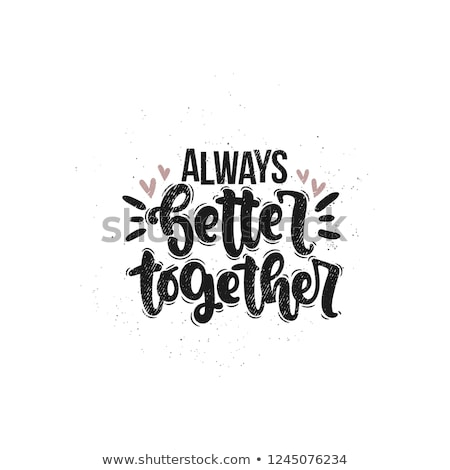 Always together Stock photo © sommersby