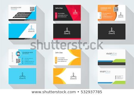 escritório · negócio · eps · arquivo · cor · ícone - foto stock © milsiart