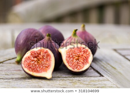 Whole fig on table  Stock photo © dash