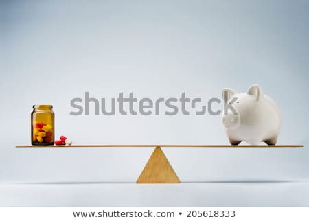 Medicine And Money Stock photo © Lightsource