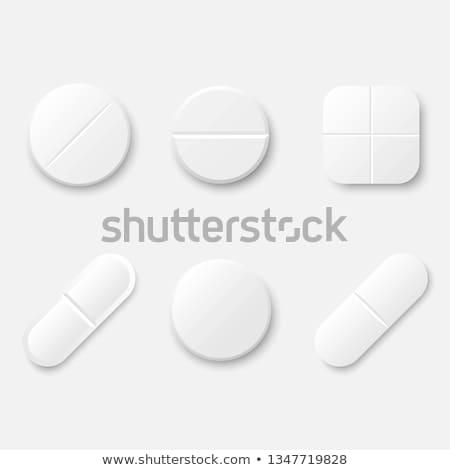 kapszula · csomag · terv · orvosi · konténer · olaj - stock fotó © robuart