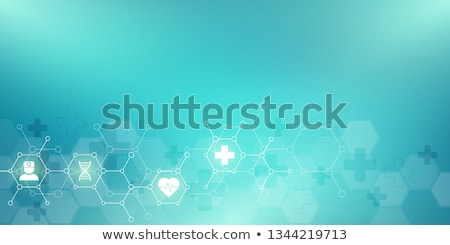 Health care illustration Stock photo © biv
