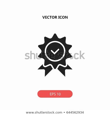 High quality sign concept vector illustration Stock photo © RAStudio