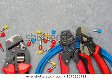 crimp tool Stock photo © angelp