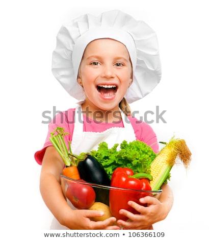 かわいい · 赤ちゃん · 果物 · 幸せ - ストックフォト © photography33