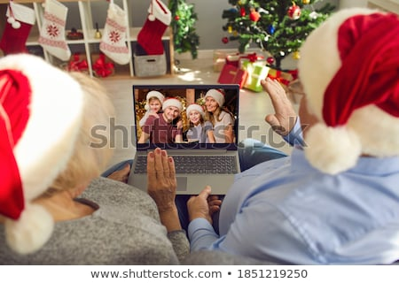 Miss Santa. Stock photo © photography33