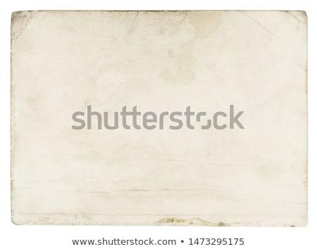 Old cardboard Stock photo © bbbar