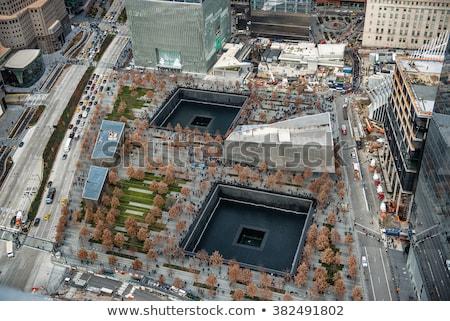 Ground Zero in New York Stock photo © prill