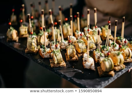 fingerfood Stock photo © M-studio